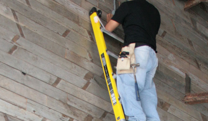 How To Place Extension Ladders Sunset Ladder Amp Scaffold Blog