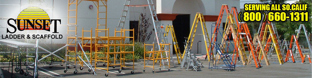 Sunset Ladder & Scaffold Blog - Expert Advice on Renting or