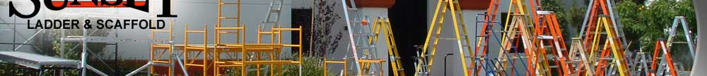 Sunset Ladder & Scaffold Co. - Sales and Service Second to None!