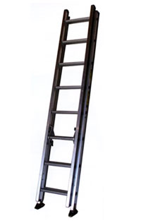 Aluminum Extension Ladder Type 1A 300 lb Load Capacity Extension Ladder