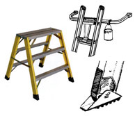 Saw Horses & Ladder Accessories