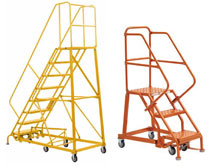 Buy Rolling Warehouse Ladders